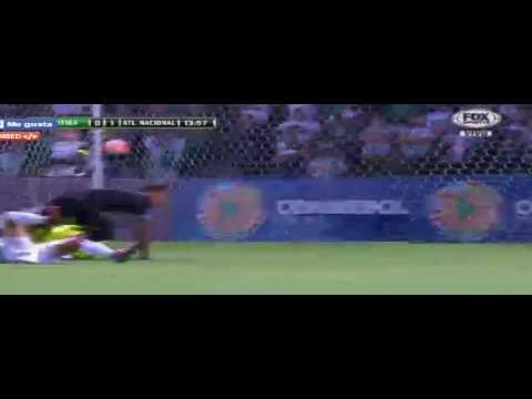 Download Gol de Miguel Borja - Coritiba 0 Vs 1 Atlético Nacional - Copa Sudamericana 2016