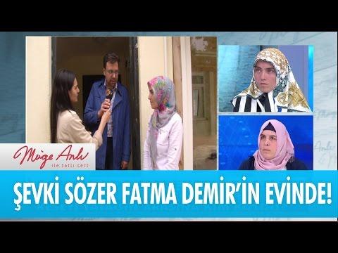 Prof. Dr. Şevki Sözen Fatma Demir'in evinde! (2) - Müge Anlı ile Tatlı Sert 15 Mayıs 2017 - atv