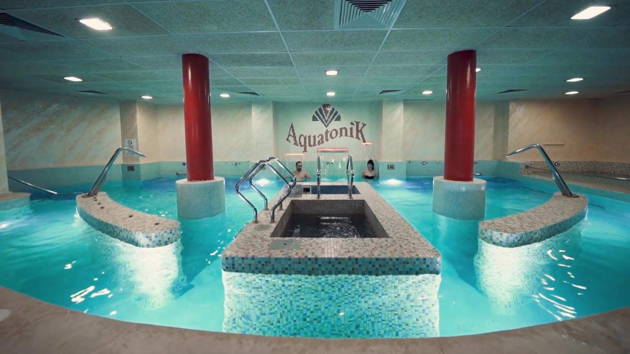 Balneo Complex Spa Aquatonik Velingrad Youtube