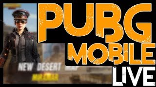 PUBG MOBILE LIVESTREAM | oo la la le oo😂