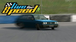 LIVE FOR SPEED:DANDO PT NO GOL AP TURBO! #1