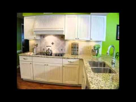 Beadboard Kitchen Cabinets  YouTube