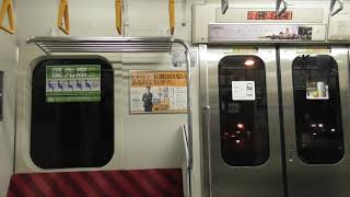 JR中央・総武線各駅停車三鷹行き 209系500番台C511編成 幕張本郷~船橋