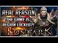 Real Reason Lost Ark Is Region Locked? Plus Berserker Warrior Dungeon Gameplay