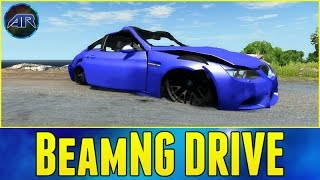 BeamNG Drive : BMW M3 TEST DRIVE!!!