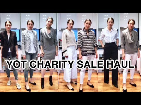 YAN OI TONG CHARITY SALE 2017 HAUL & TRY-ON: HERMES • CHANEL • FENDI