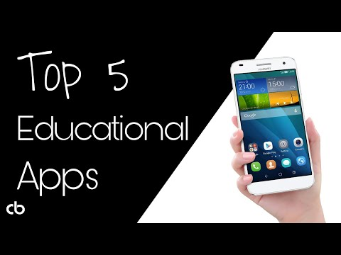 Top 5 Educational Apps For Android And IOS | 2018