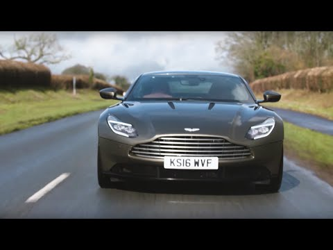 Chris Harris Drives The Aston Martin DB11 | Top Gear