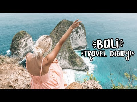 BALI TRAVEL DIARY! | Aspyn Ovard