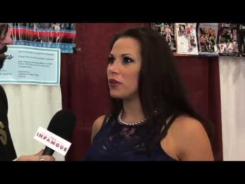Mickie James Interview - Florida Supercon - This Is Infamous