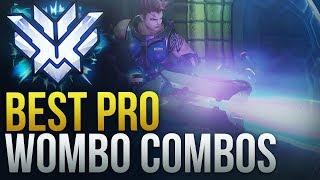 BEST PRO WOMBO COMBOS IN OVERWATCH - Overwatch Montage