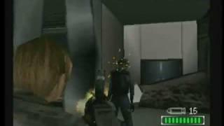 [N-Gage 2.0] Resident Evil Degeneration [Landscape]