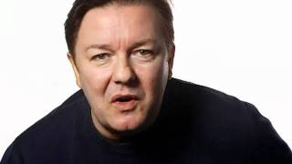 Ricky Gervais The Principles of Comedy
