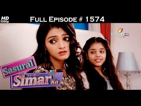 Sasural Simar Ka - 27th July 2016 - ससुराल सिमर का - Full Episode (HD)
