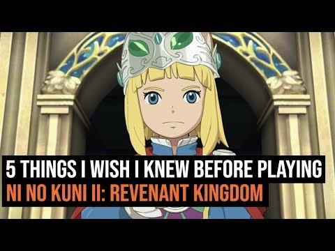 5 Things I Wish I Knew Before Playing Ni No Kuni II: Revenant Kingdom