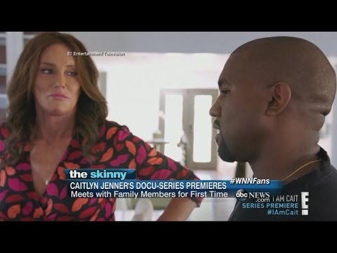 Kanye West Accepts Caitlyn Jenner in