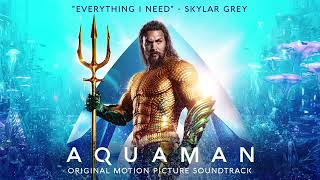 Gambar cover Skylar Grey   Everything I Need Film Version    Aquaman Soundtrack Official Video