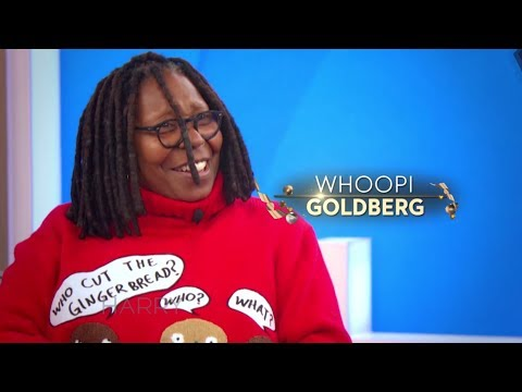 TUESDAY: Whoopi Goldberg & Chef Josh Capon Makes A Seasonal Entrée