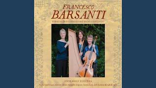 Sonata V In F Major- Siciliana largo
