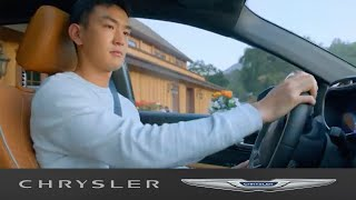 homepage tile video photo for Chrysler Pacifica   PARKSENSE® Rear Park Assist System