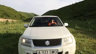 Кроссоверный проходимец.  Авто обзор Suzuki Grand Vitara 2008