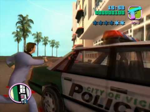 Sony PS2 ►  Grand Theft Auto - Vice City