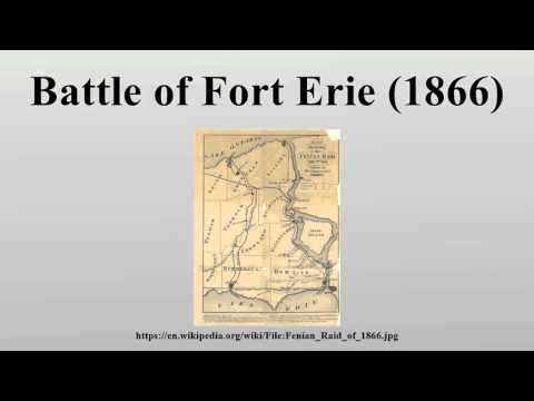 Battle of Fort Erie (1866)