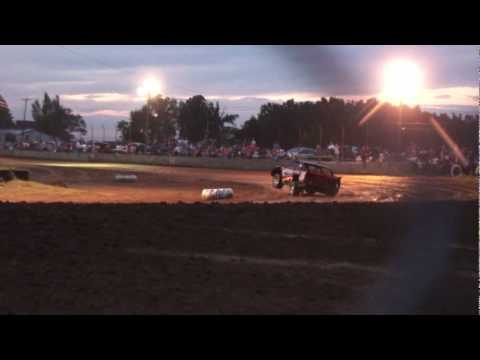 Dallas County Speedway Factory Stock Heat 7-3-10