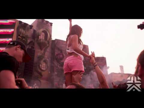 Brennan Heart & Wildstylez - Lose My Mind (Lyric's Video) HD