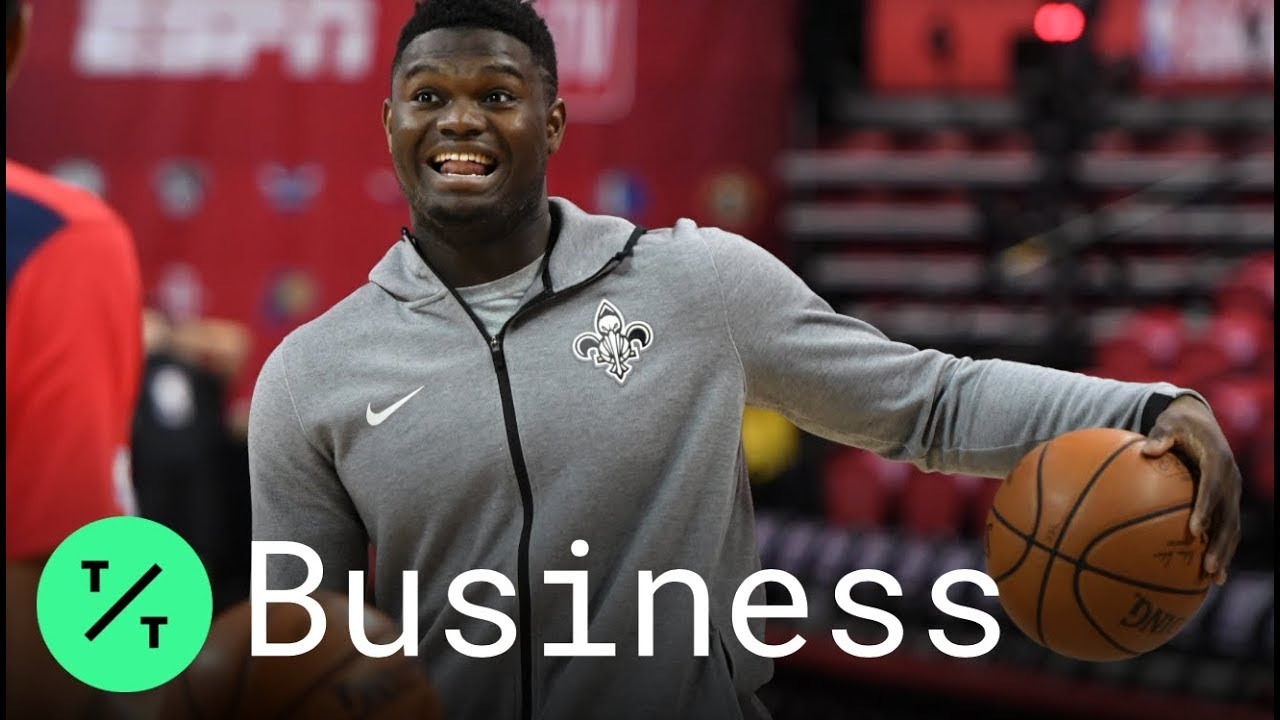 Zion Williamson inks deal with Nike's Jordan brand