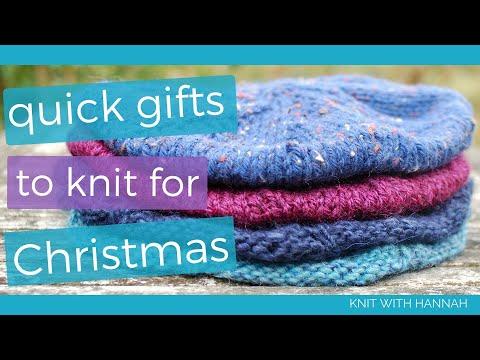 Knitting For Christmas: Christmas Gifts