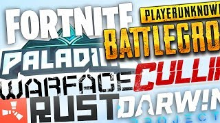EVERY Battle Royale GAME to Play in 2018! (Games Like PUBG and Fortnite)