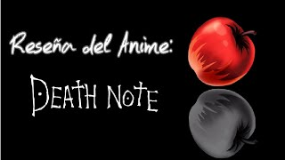 Reseña del Anime: Death Note