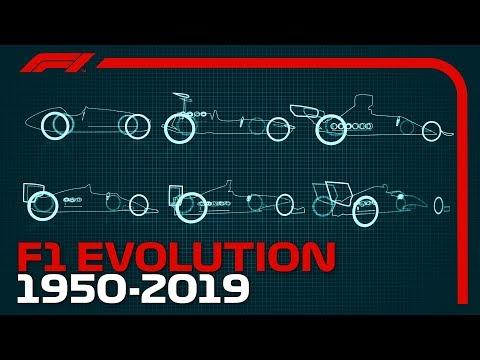 The Evolution of Formula 1   Race 1000