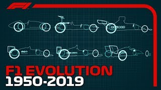 The Evolution of Formula 1 | Race 1000