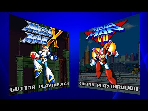 MMX and MM7 GP REMASTERED (comparison)