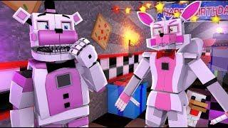 Funtime Foxy's Secret- Minecraft FNAF Roleplay