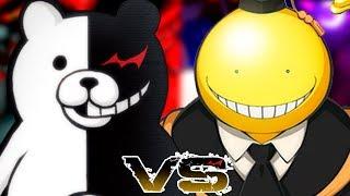 🔥 MONOKUMA VS KORO-SENSEI 🔥 || Épico Torneo de Leyendas del Rap || KAI ft. RTX