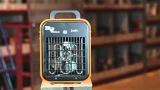 Электрические воздухонагреватели RedVerg серии EHS