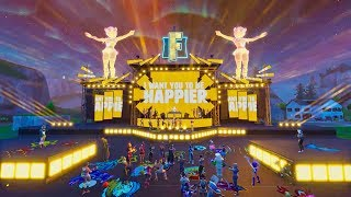 Marshmello ft. Bastille - Happier ( Fortnite)