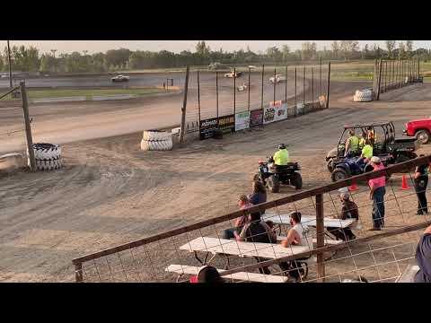 08-24-2019 Jamestown Speedway Heat/Feat