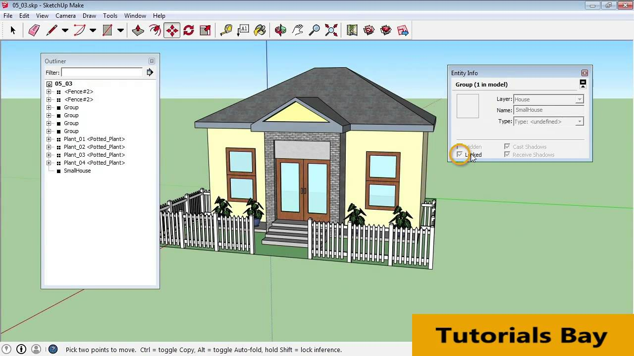 Sketchup Tutorials Learn Sketchup 2015 3d Drawing Software