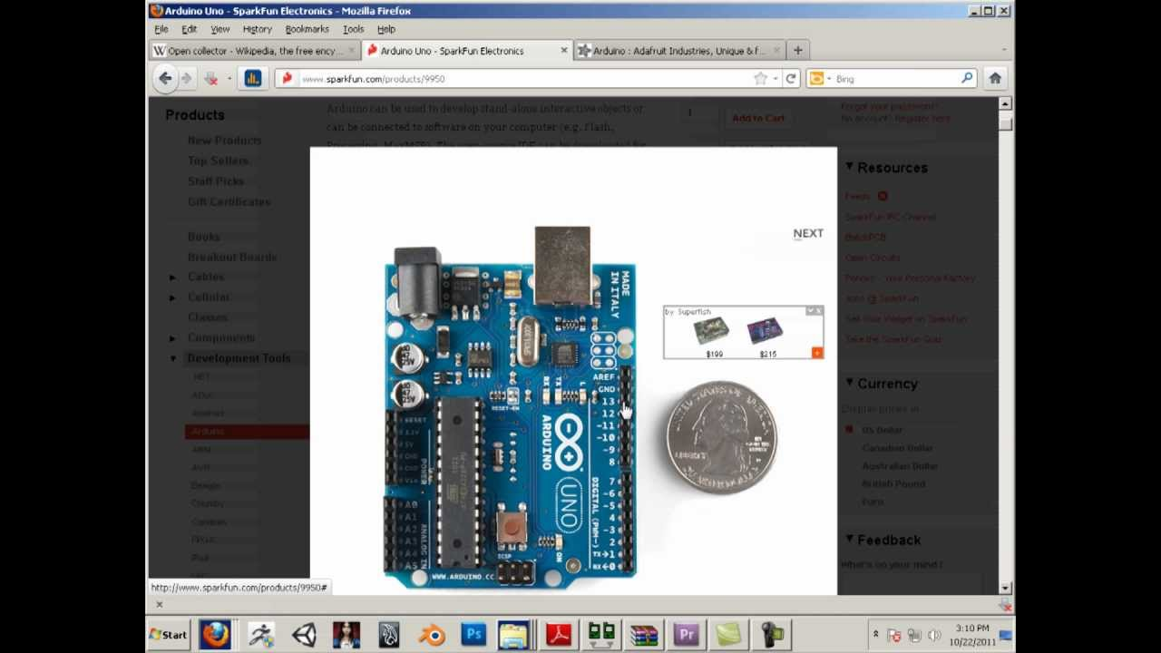 Arduino And Xbee Wireless Setup Video 1 Youtube Sd Shield Schematic