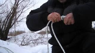 Верёвочная лестница своими руками.(, 2014-02-21T14:44:29.000Z)