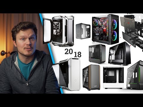 top-pc-cases-of-2018!