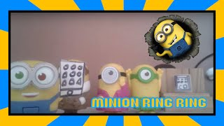 Minion Ring Ring