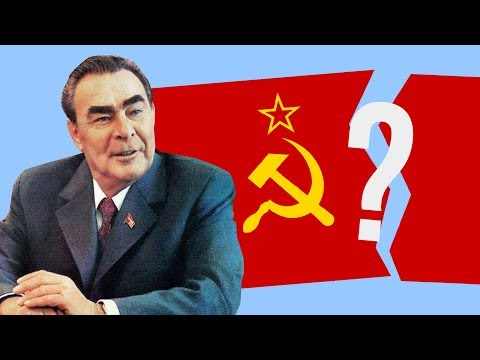 Как Брежнев развалил СССР ?