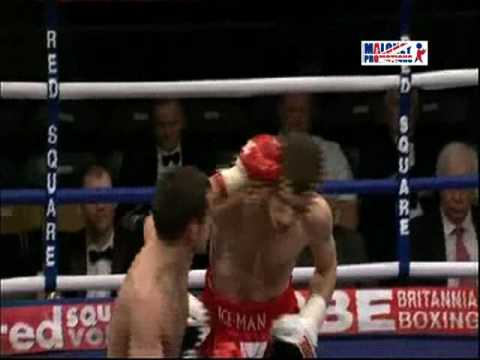 Paul Edwards v Andy Bell - Part 1