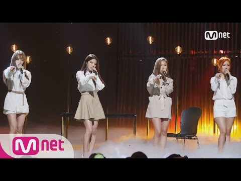MAMAMOO(마마무) - I Miss You M COUNTDOWN 160225 EP.462