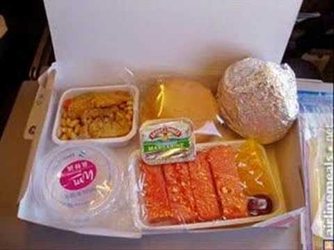 Air Zimbabwe's Meals